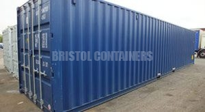 40ft Shipping Container Bristol