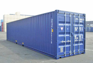 40ft Shipping Container Stock Bristol