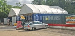 Container Canopies