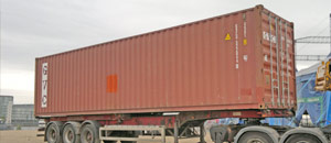 Specialised Container High Cube