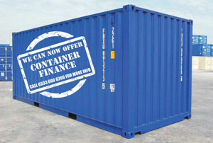 container finance